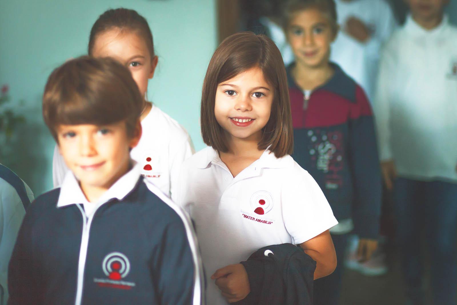 Bambini a Scuola primaria Legnago