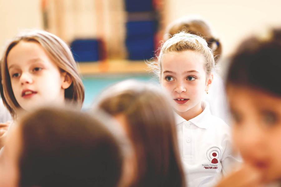educazione motoria - Scuola primaria Canossiane Legnago Scuola certificata ISO 9001